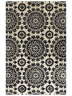 Starburst Hand-Tufted Rug by Bashian Rugs at Gilt