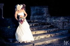 Moments complices entre mariés !