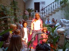 Fashion Show @ Museo Can Morey de Sant Marti Collection de Salvador Dali