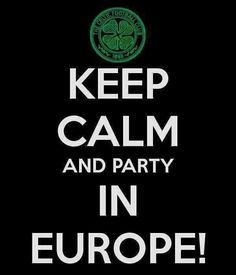 Keep Calm and Love football Celtic Fc, European Cup, Keep Calm And Love, One Team, Glasgow, Football, Party, Soccer, Futbol