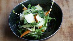 Risotto met asperges, paddenstoelen en parmezaan (Asparaguus, Hasselt) | VTM Koken