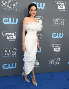 Best Dressed Celebrities: Angelina Jolie, Gigi Hadid, Lupita Nyong'o, and More