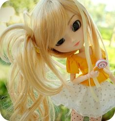 Beautiful Pullip Doll Face | Pullip Dolls