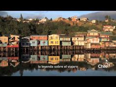 """A journey through the senses - Chile    This video has the power to charm any traveler looking to live an incredible total-sensory experience in nature.  The poetry guides you in an emotional journey through your senses that will capture your imagination of Chile and leave you wanting to visit!""""    More info in http://chile.travel"""