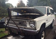 Brahma Conversion: 1978 Ford Courier - http://barnfinds.com/brahma-conversion-1978-ford-courier/
