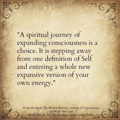 The journey of consciousness is unique to each woman based on what she is here to learn, master, complete, balance, and heal at a Soul level. Conscious Soul Growth with Molly McCord - Modern Heroine's Journey Soul Searching, Divine Feminine, Spiritual Growth, Spiritual Awakening, Love And Light, Inspire Me, Life Lessons, Affirmations, Self