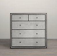 strand 5drawer dresser mirrored - Mirrored Dresser Cheap