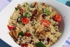 Couscoussalade met cranberry's & walnoten - MiCook