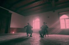 2CELLOS – Shape Of My Heart [OFFICIAL VIDEO]
