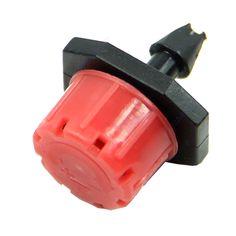 NEW 10pcs Plastic Drip Irrigation Watering Kits Emitter Micro Flow Dripper Drip Head Barb Garden