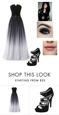 """Untitled #406"" by lindethiel on Polyvore featuring Too Faced Cosmetics"