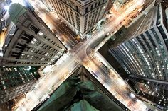 Toronto Rooftoping by Neil Ta