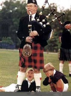 Men in Kilts - I always liked the fact that real men ate tofu, practiced yoga and wore kilts. I have; however, admired men in kilts long before I heard of yoga or tofu.