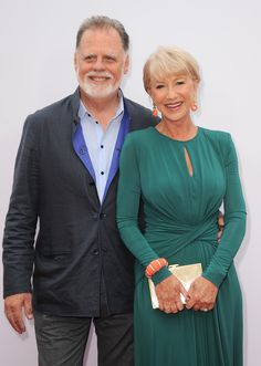 """Week in Photos for July 12, 2013Taylor Hackford and Helen Mirren arrive at the Los Angeles premiere of """"Red 2"""" on July 11, 2013."""