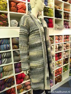 Crochet Jacket, Crochet Cardigan, Crochet Shawl, Shrugs And Boleros, Crochet Granny, Men Sweater, Sweaters, Jackets, Model