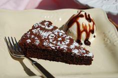 The best chocolate tart ever!