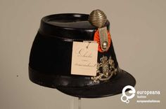 Shako, part of the uniform of a musician of the 'Utrechtse Schutterij', ca. 1880-1920. Courtesy Centraal Museum, all rights reserved.