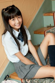 Nude junior girls japanese idol u12