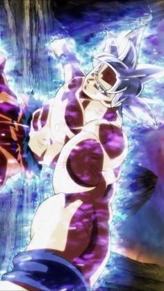 Mastered Ultra Instinct Goku - Ever since Dragon Ball Goku have had tons of different transformation as well as techniques are a few of them. Dragonball Goku, Goku Vs Jiren, Dragon Ball Gt, Goku Super Saiyan, Dragon Super, Wallpaper Animes, Ball Drawing, Sasuke Shippuden, Kirito