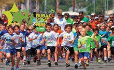 The Etisalat Dubai Kids Run 2016