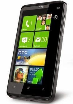 HTC HD7 Ramai di Pasar Smartphone