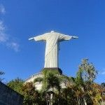 Christ the Redeemer. Read about a guest blogger's experience in Rio!