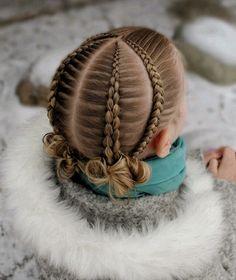 Braided Hair Styles 2020 Great Ideas For Braided Hair Ideas Braided Hair Styles 2020 Great Ideas For Dance Hairstyles, Cute Girls Hairstyles, Braided Hairstyles, School Hairstyles, Updo Hairstyle, Braided Updo, Wedding Hairstyles, Braids For Kids, Girls Braids
