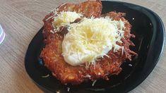 Sajtos Tócsni / Lapcsánka Kefir, French Toast, Grains, Eggs, Breakfast, Recipes, Food, Breakfast Cafe, Egg