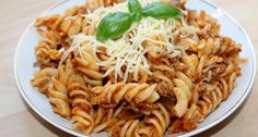 Fusilli, Healthy Baking, Healthy Recipes, Healthy Food, Hungarian Recipes, Hungarian Food, Food To Make, Food And Drink, Cooking