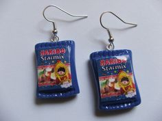 Haribo Starmix Earrings