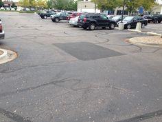 REI - asphalt rehab project - Colorado. SMS Superior Maintenance Solutions. 855-767-7768. www.superiormaintenancesolutions.com.           Paving. Patching. Sealing. Striping.