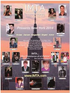 Auditions for NYC imta will be in March!