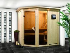 Sauna Traditionnel Fiona 1 68 mm 196 x 151 x 198 cm KARIBU Bénéficiez de -9% sur lekingstore.com 1695€ au lieu de 1863€. Contactez nous au 01.43.75.15.90
