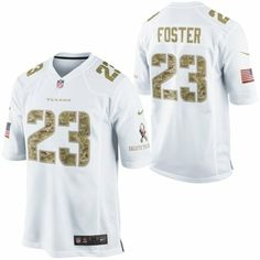Salute to Service Arian Foster Jersey