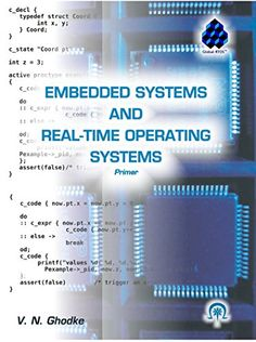 Embedded Systems and Real-Time Operating Systems (First Edition, Real Time Operating System, Books Online, Coding, Amazon, Riding Habit, Programming
