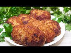 Если готовлю КОТЛЕТЫ, то только так и никак по другому! - YouTube Romanian Food, Savoury Dishes, Tandoori Chicken, Food Storage, Baked Potato, Food And Drink, Dining, Cooking, Ethnic Recipes