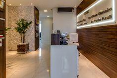 Projeto de Arquitetura Especializada - Clinica Dr. Diego Gaia