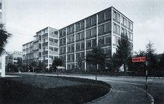 Bata na Bahnaku, 1936 Multi Story Building, Lab Coats, Pictures