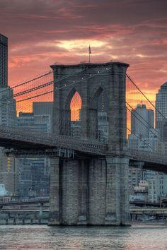Brooklyn Bridge | New York (by Brad-Miller)