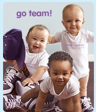 "Join team ""Jack'D Up!"" for the March for Babies on April 29th at Mahoney State Park (benefits premature babies).  You don't have to donate, just come out and walk with us!"