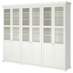 LIATORP Förvaring med dörrar - IKEA