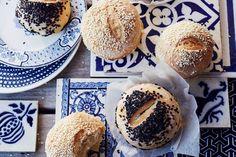 Silvia Colloca's bread rolls makes DIY baking seem easier than ever.