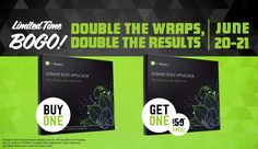 Have You Tried That Crazy Wrap Thing? | It Works Last day to receive a free wrap!! Contact me to start your summer right!