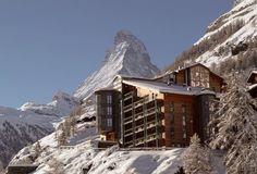 19 The Omnia Zermatt, Suiza