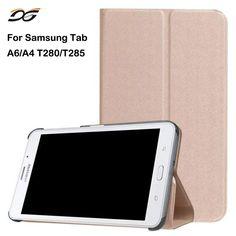 $9.30 (Buy here: https://alitems.com/g/1e8d114494ebda23ff8b16525dc3e8/?i=5&ulp=https%3A%2F%2Fwww.aliexpress.com%2Fitem%2FFor-Samsung-Galaxy-Tab-A-7-0-T280-T285-7-inch-Slim-Folding-Folio-Cover-Case%2F32759805889.html ) Protective Case for Samsung Galaxy Tab A 4 A6 2016 7 7.0 inch T280 T285 T280N T285N T280M WIFI 4G LTE Folio Folding Stand Case  for just $9.30