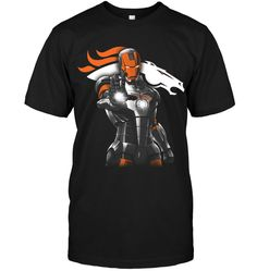 Broncos Apparel, Broncos Shirts, Tees, Mens Tops, T Shirt, Stuff To Buy, Black, Style, Fashion