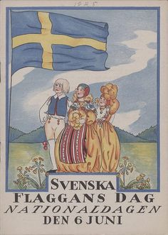 6 juni each year #sweden