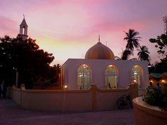 Mosque, Maldives