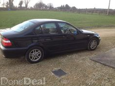 04 bmw 316i full leather tested