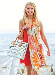 Boutique Daisy Bag #spartina449